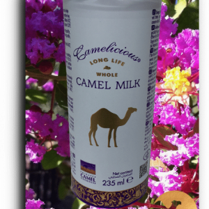 LIQUID UHT camel milk 235 ml