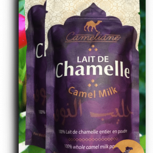 Camel milk powder - 1OOg. 2 doypacks